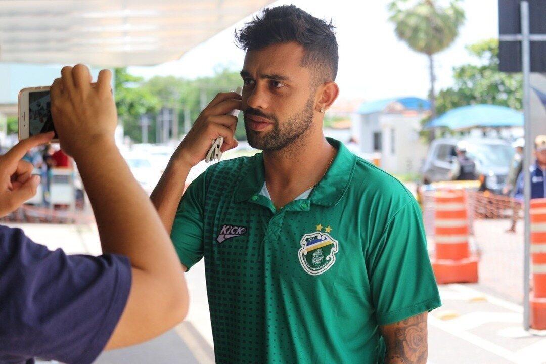 Após queda no Nordestão, Humberto faz desabafo na volta ao Piauí: