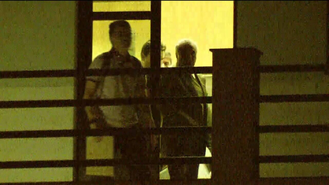 Michel Temer deixa prisão no Rio de Janeiro