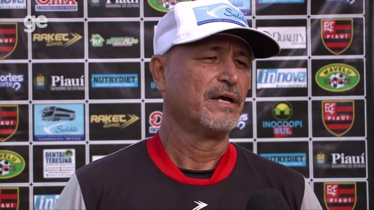 Para rodada decisiva, Paulo Júnior quer time organizado e se medo de finalizar
