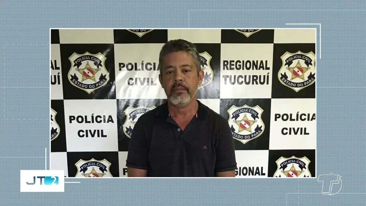 Polícia prende suspeito de ser mandante de assassinato de líder rural em Baião, no PA