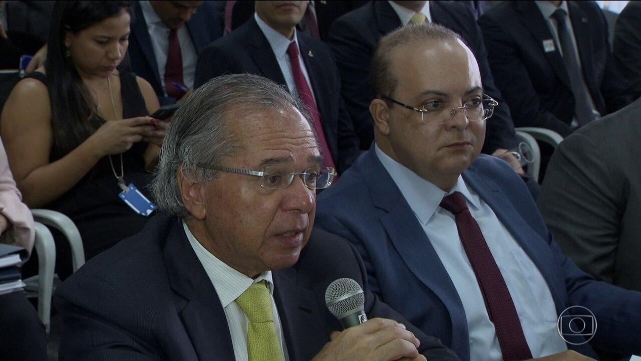 Guedes cancela ida à CCJ para falar sobre a reforma Previdência e será convidado de novo