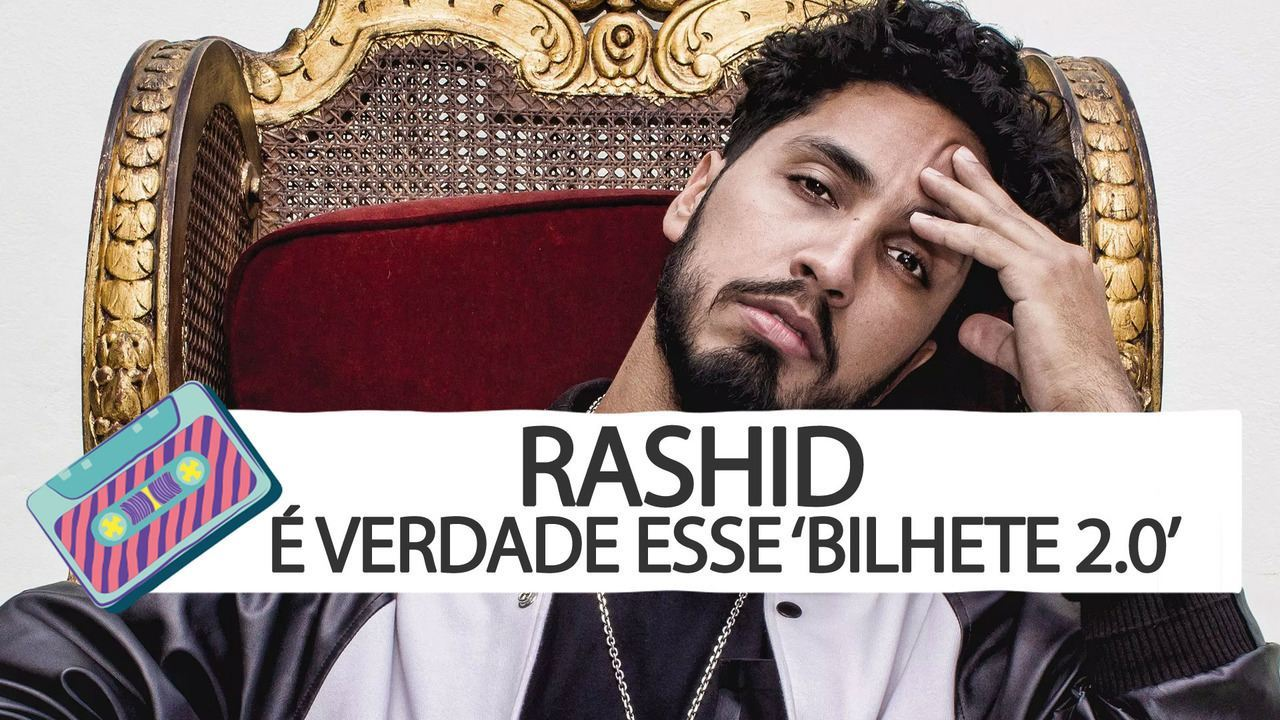 Rashid em 1 minuto: Lollapalooza 2019