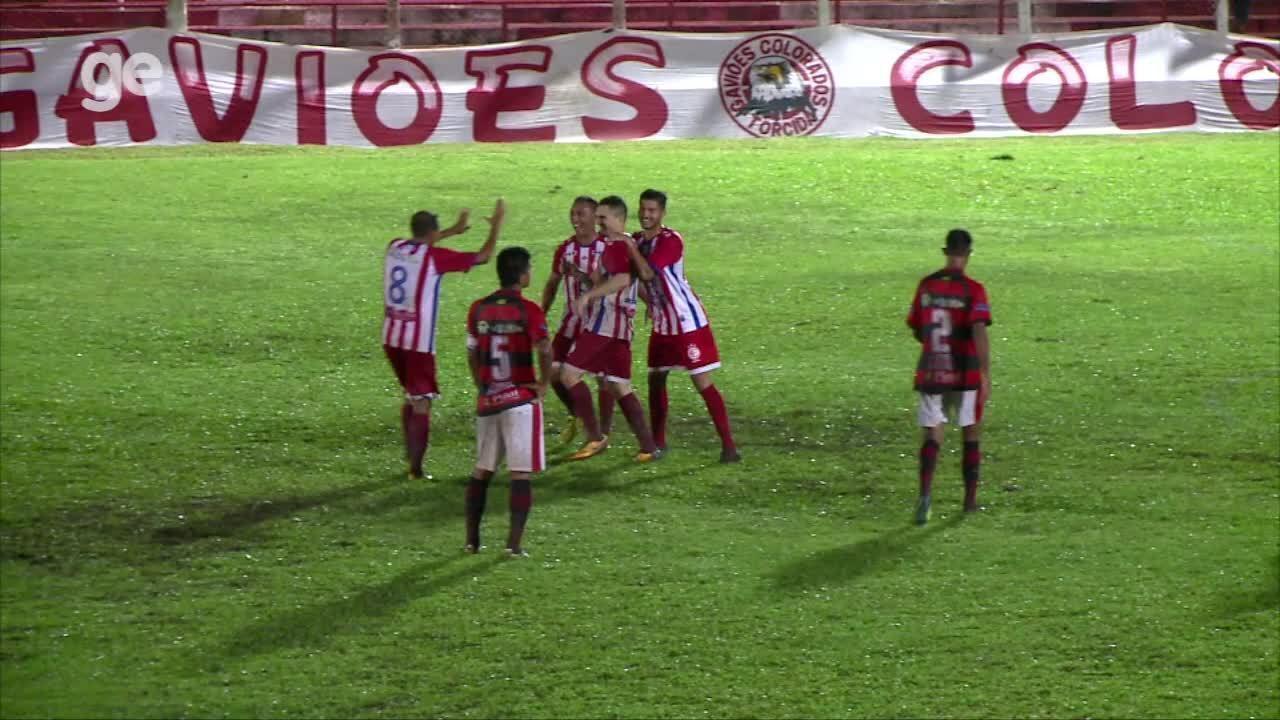 Os gols de 4 de Julho 2 x 1 Flamengo-PI - 10ª rodada do Piauiense 2019