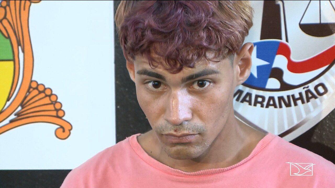 Presos suspeitos de participar no assassinato de passageiro de ônibus em São Luís