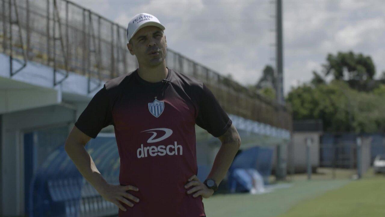 Baú do Esporte vai atrás de Bolívar para saber como anda a fase de treinador