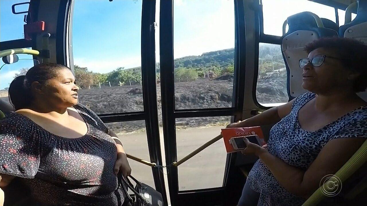TCE reforça denúncias de estado precário do transporte público de Agudos