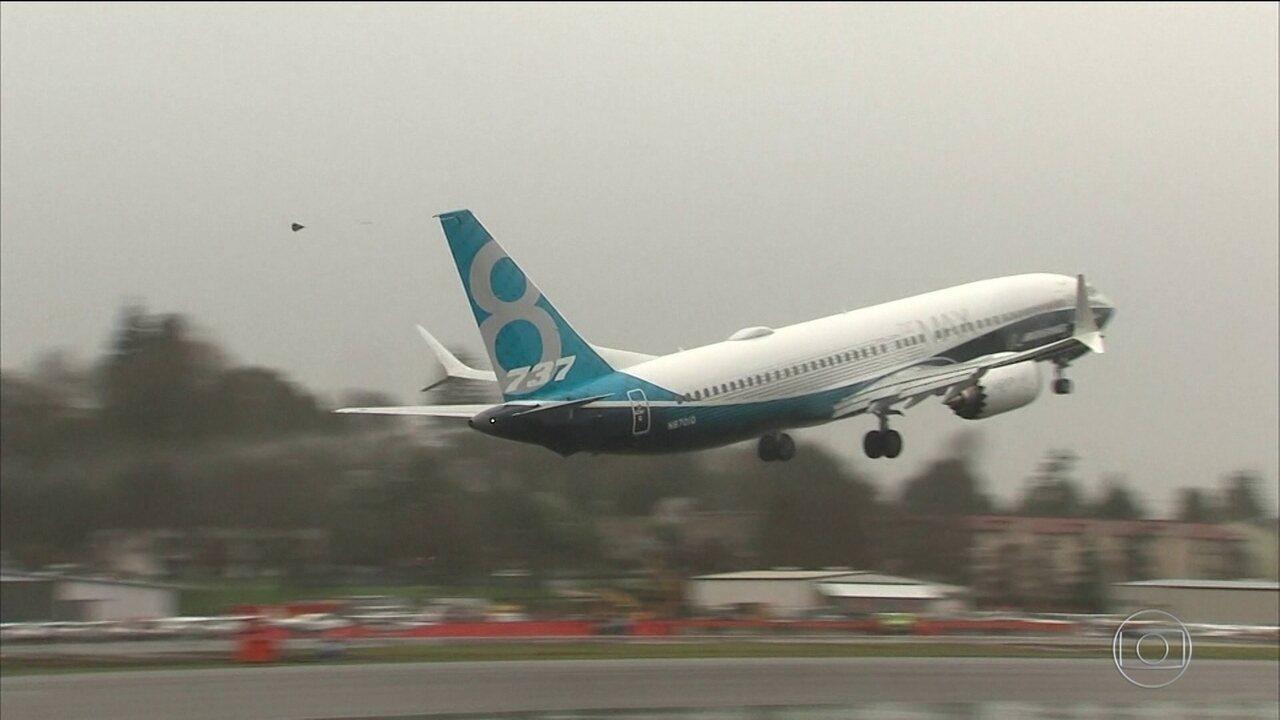 Investigação conclui que sistema de sustentação do avião que caiu na Etiópia foi acionado