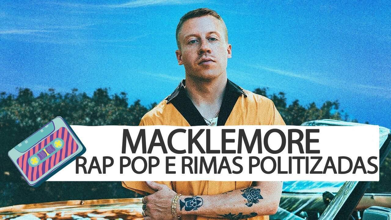 Macklemore no Lolla em 1 minuto: como será o show do rapper