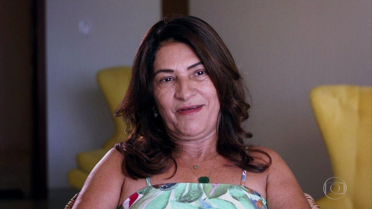 Mara Mendes, mãe de Simone e Simaria, relembra trajetória e elogia as filhas