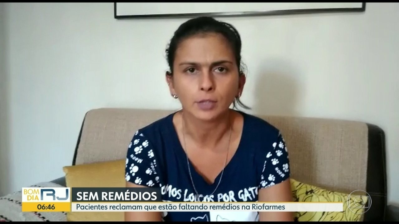 Remédios que deveriam ser oferecidos pela Riofarmes estão em falta