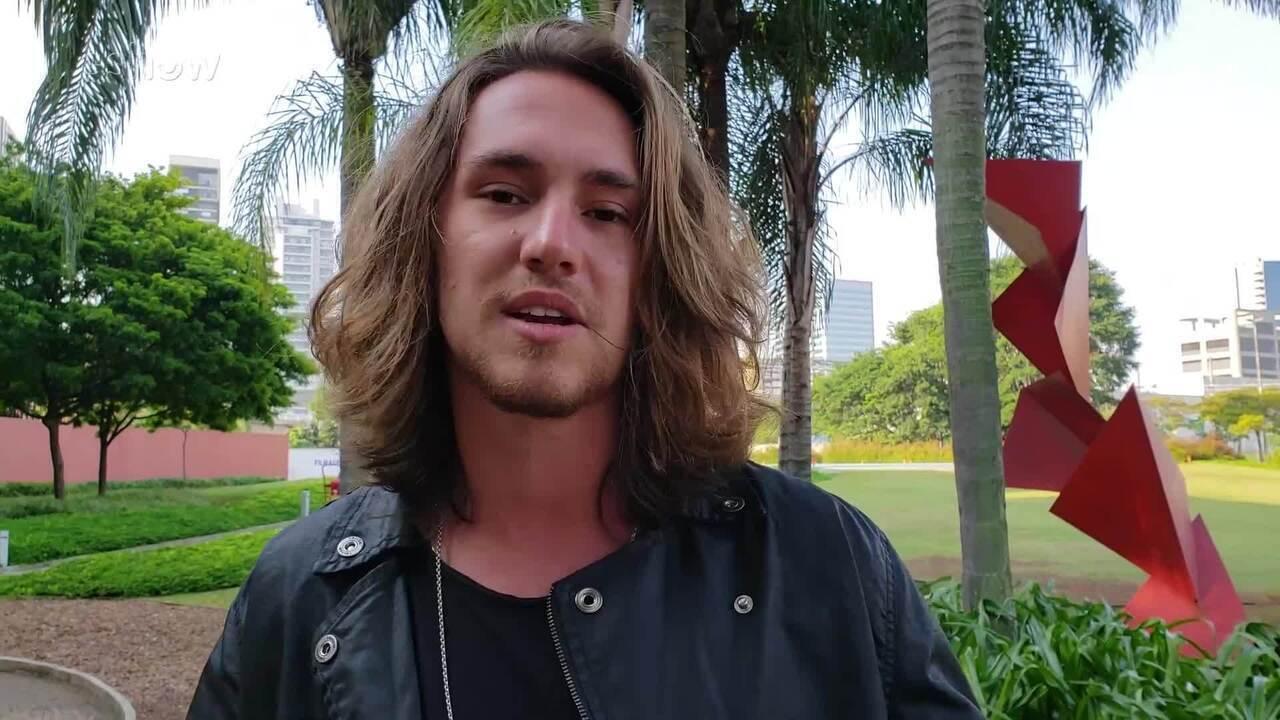 Vitor Kley fala sobre surf e dá dicas para a prática