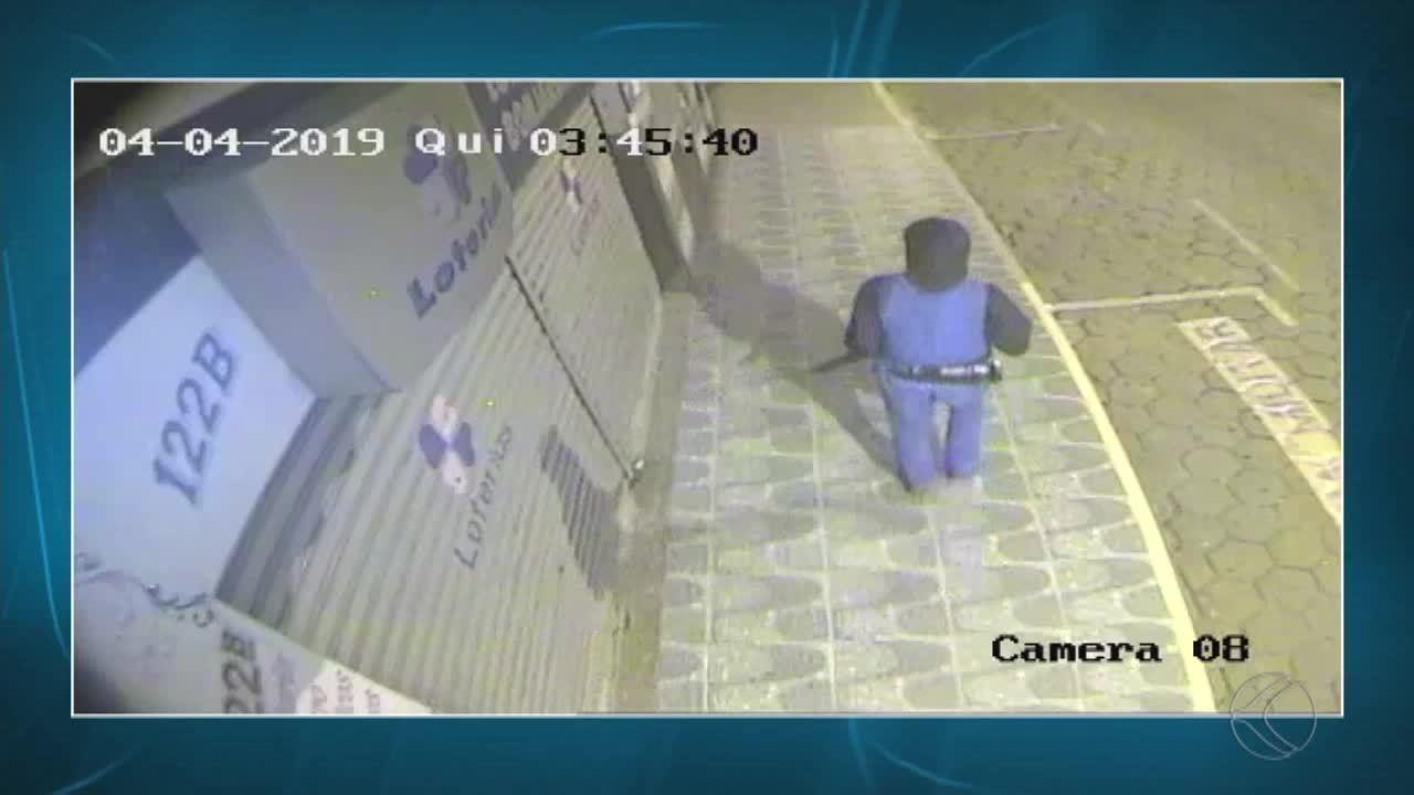 Posto de atendimento do Banco do Brasil é assaltado em Bom Jardim de Minas