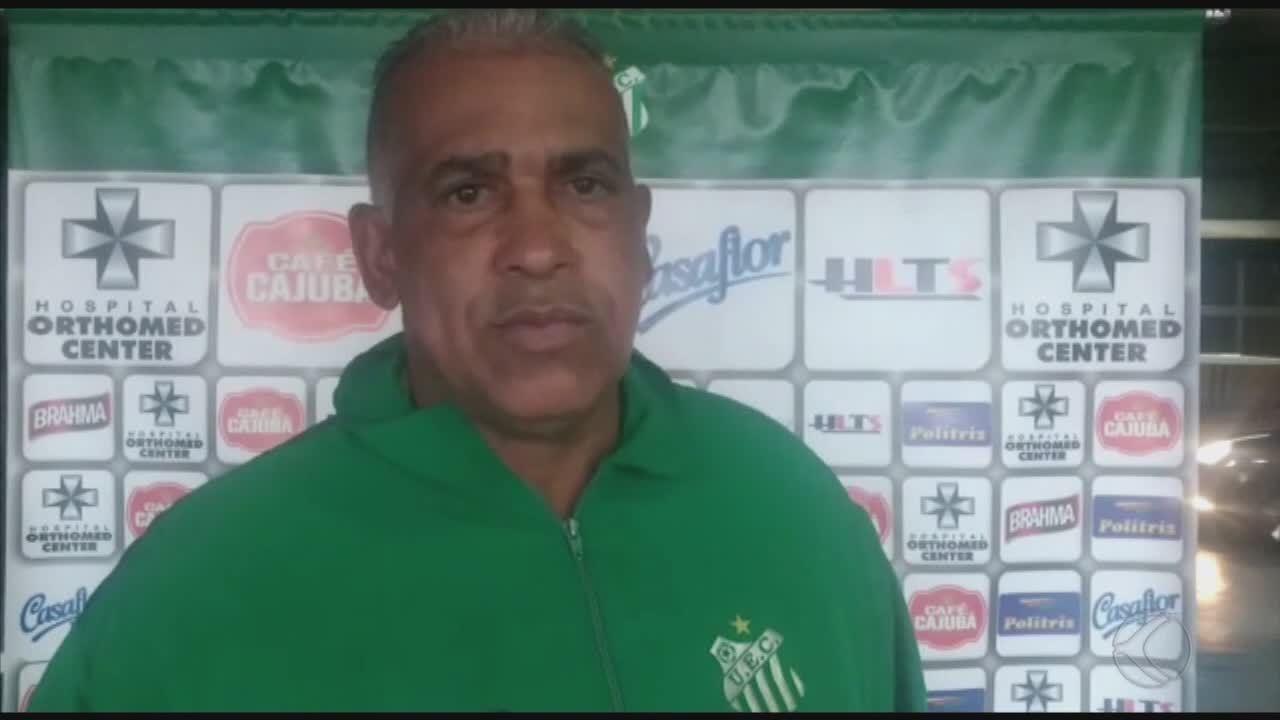 Na volta aos trabalhos no UEC, técnico Ademir Fonseca agradece cuidados após infarto