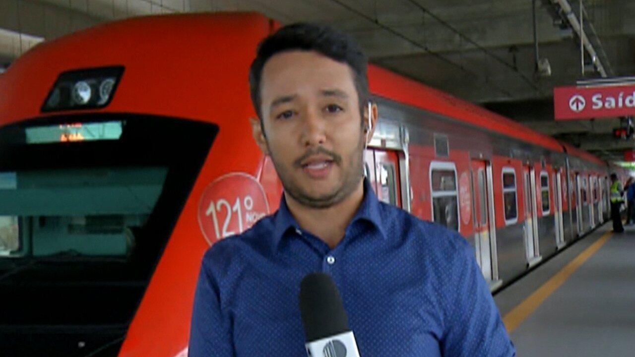 Entenda novo esquema dos trens entre Luz e Estudantes em horários de pico
