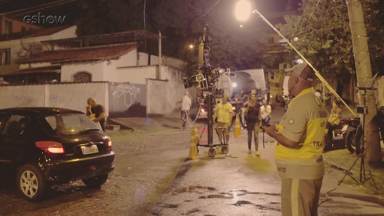 'Malhação - Toda Forma de Amar': veja os bastidores da cena do sequestro na van