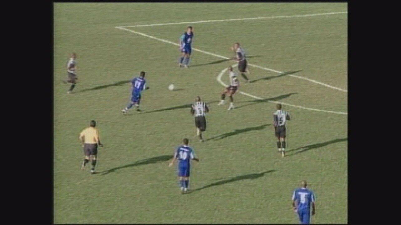 Inter de Limeira conquista Série A2 ao vencer o Taubaté, em 2004