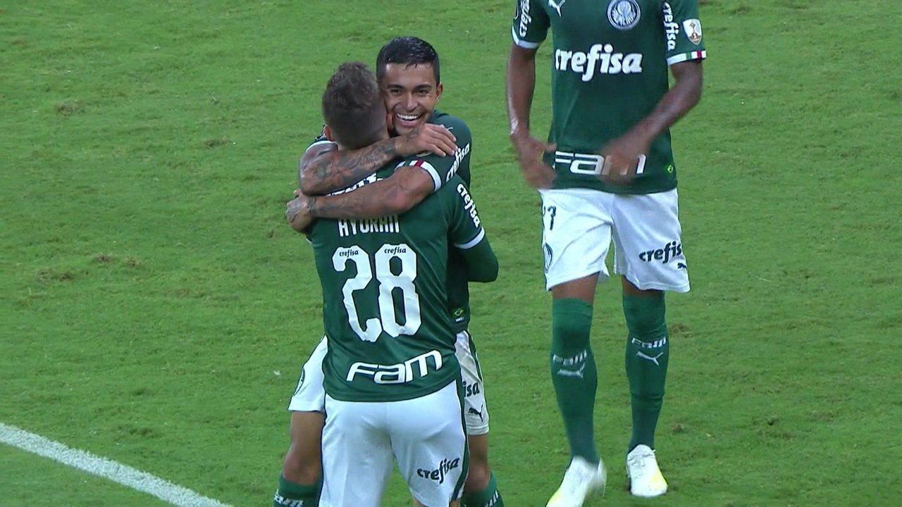 Melhores momentos de Palmeiras 3 x 0 Junior Barranquilla pela Libertadores