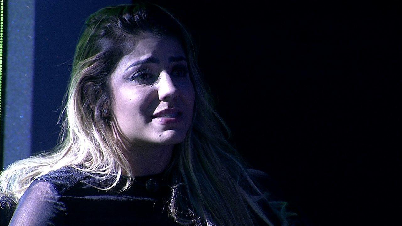 Hariany fala sobre Paula: 'Ninguém me tira do sério igual ela me tira'