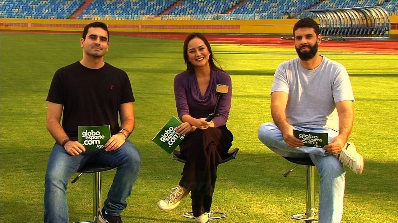 Globo Esporte analisa posição por posição dos finalistas do Goianão; confira!