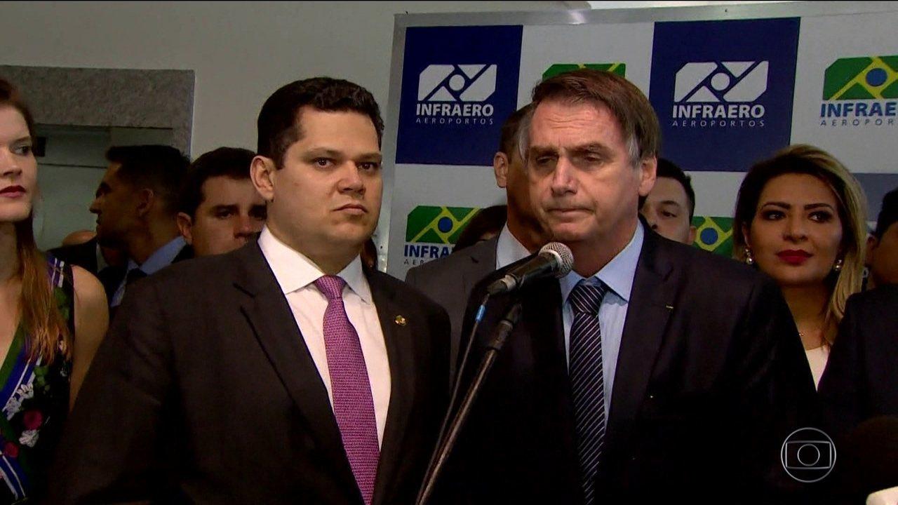 Bolsonaro mandou suspender aumento do preço do diesel