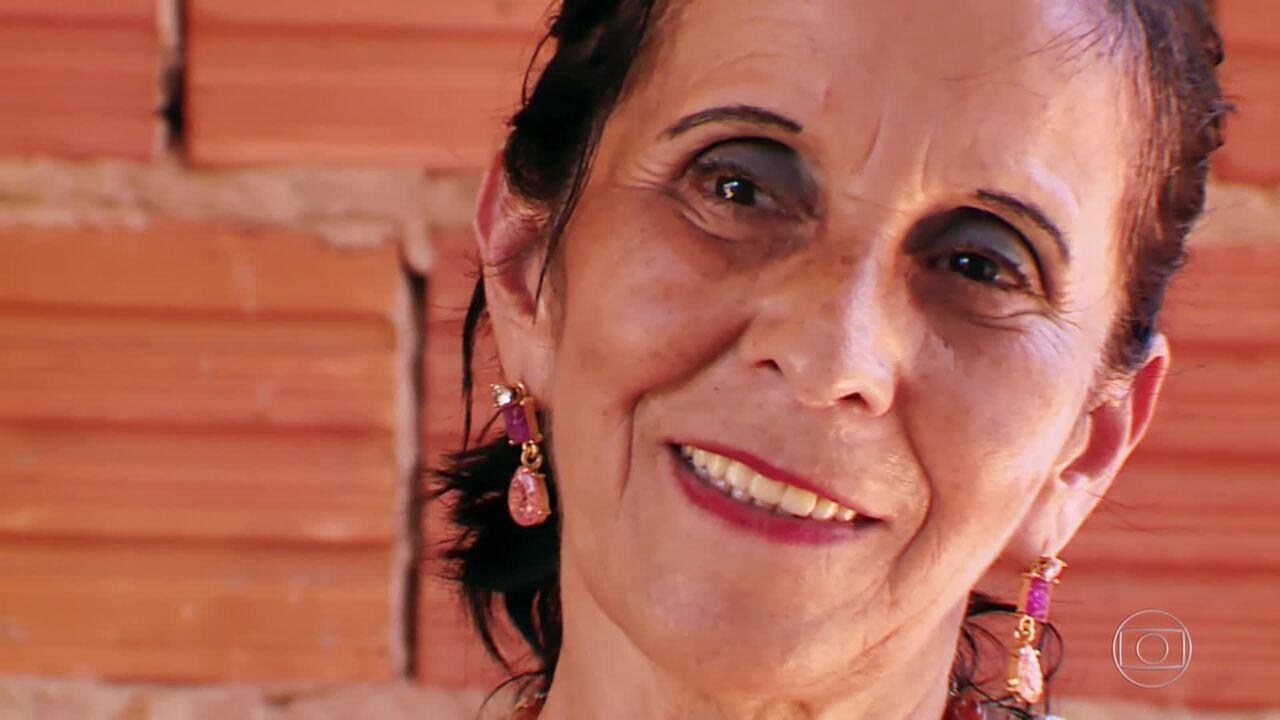 Conheça a história de Dona Zilda no quadro ´O Melhor Dia da Sua Vida´