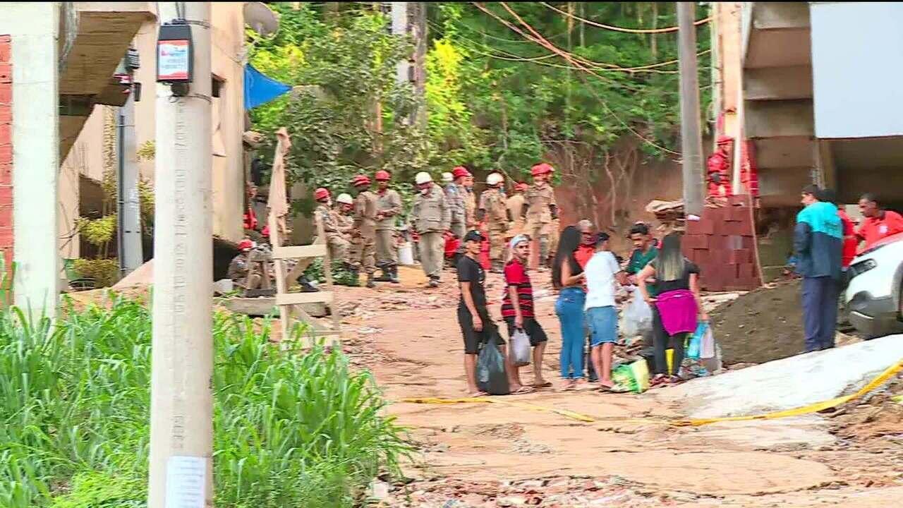 Sobe para sete o número de mortos no desabamento de dois prédios no Rio