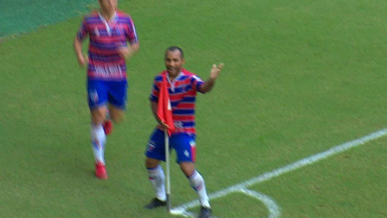 Confira os melhores momentos de Fortaleza 2 x 0 Ceará