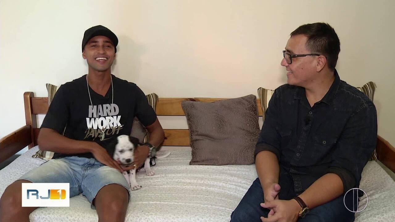 'Achados e Perdidos': Arilson recorda drible em Romário e gol no Maracanã