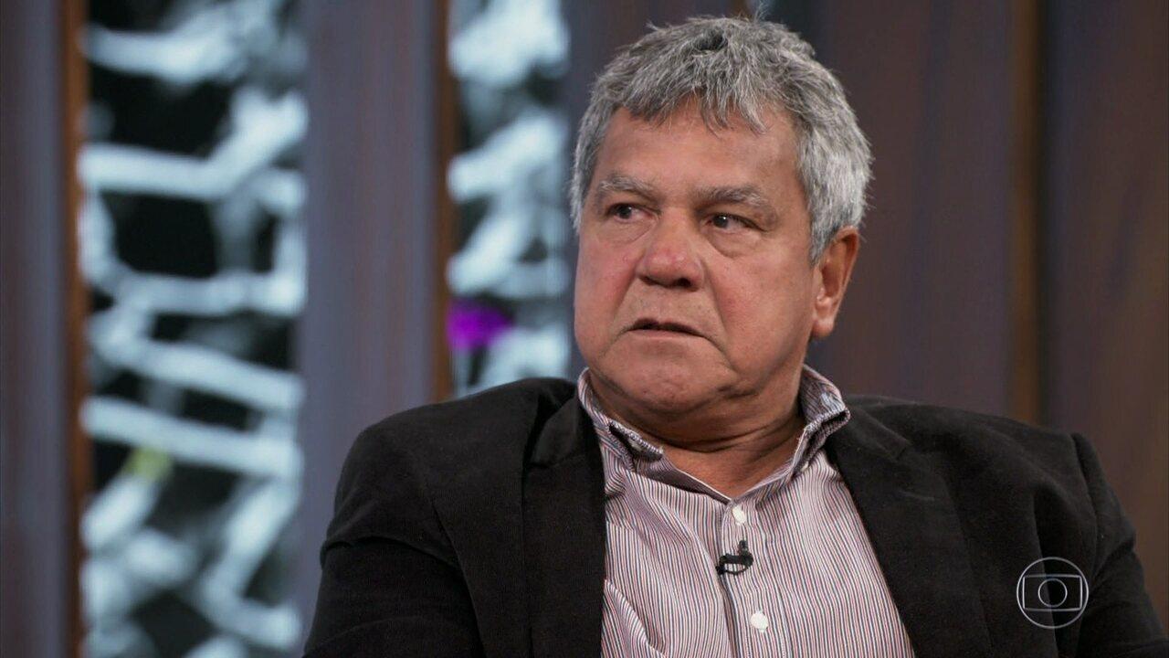 Nilton Claudino conta como foi descoberto e torturado