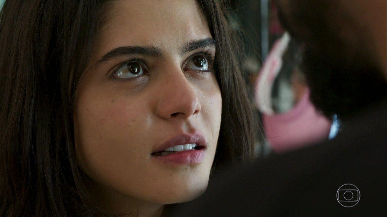Laila confronta Jamil sobre Aziz