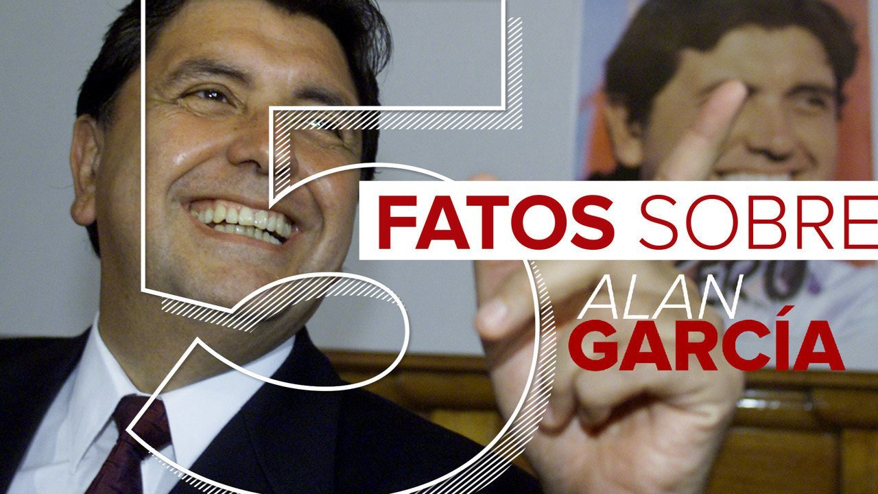 5 fatos sobre Alan García