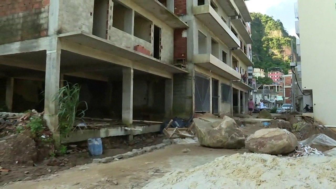 Polícia Civil investiga homem apontado como responsável da obra que desabou na Muzema