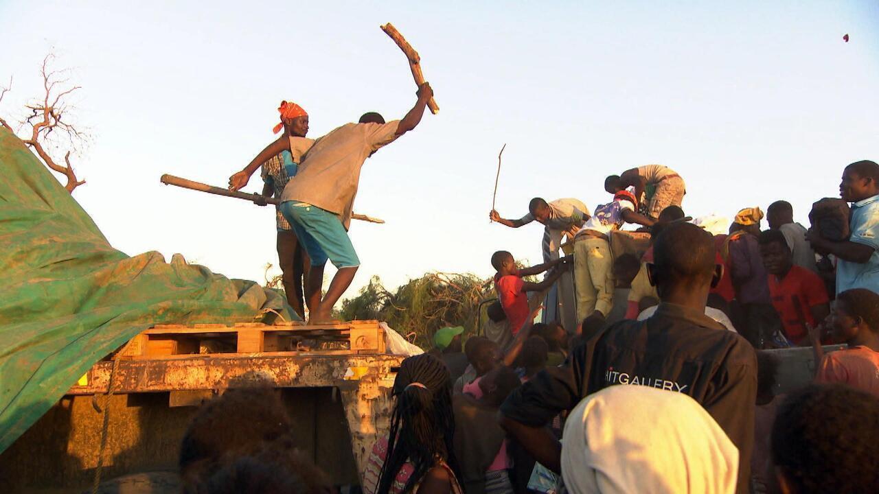 Profissão Repórter – Ciclone em Moçambique – 17/04/2019