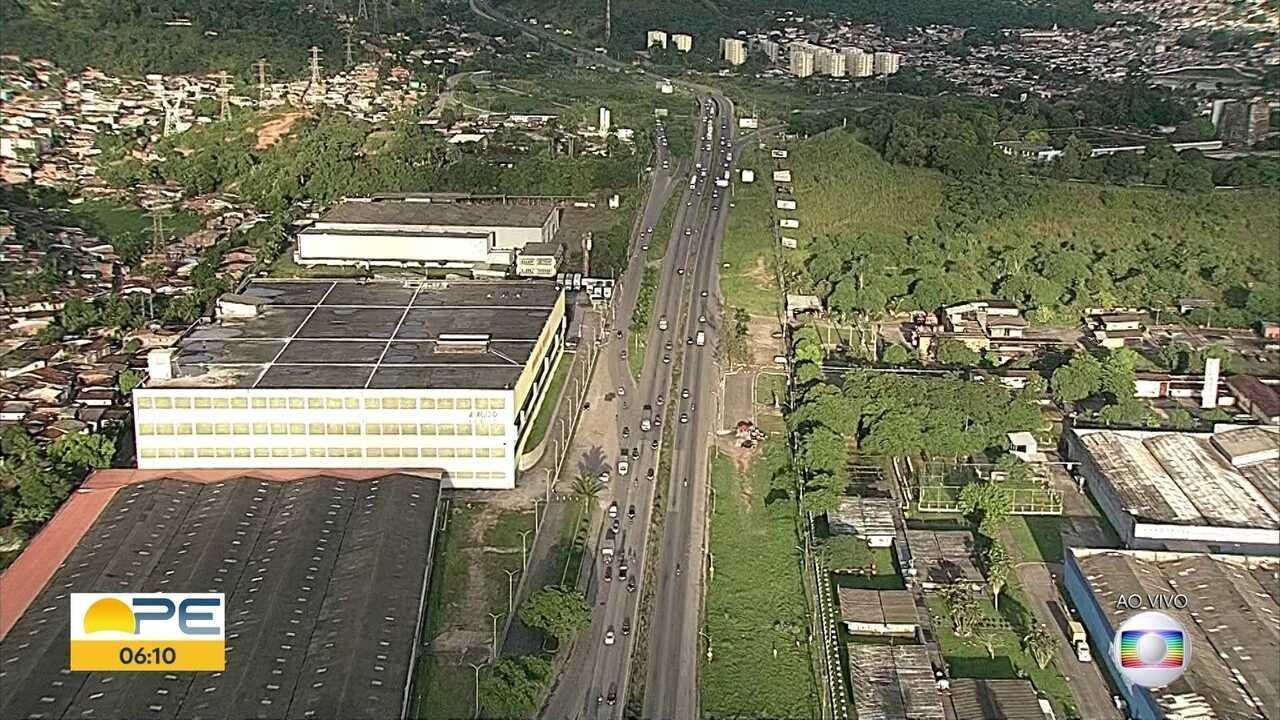 Lombadas em rodovias estaduais e na BR-232 são desligadas para a Semana Santa