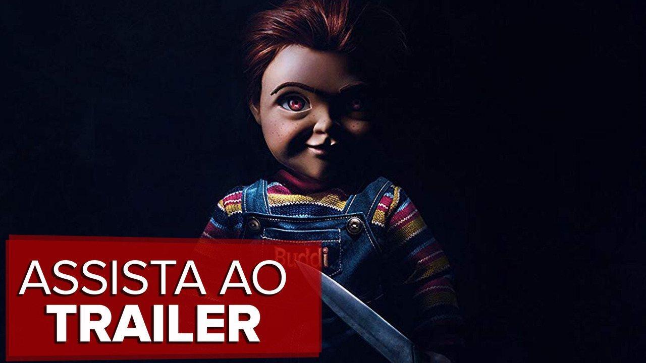 """Trailer de """"Brinquedo assassino"""""""