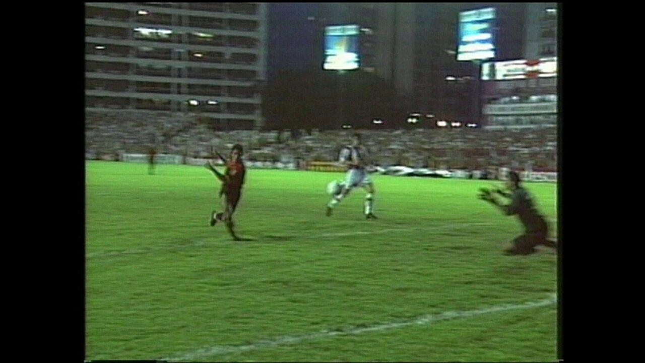 Sport vence Náutico na semifinal da Copa do Nordeste de 2001