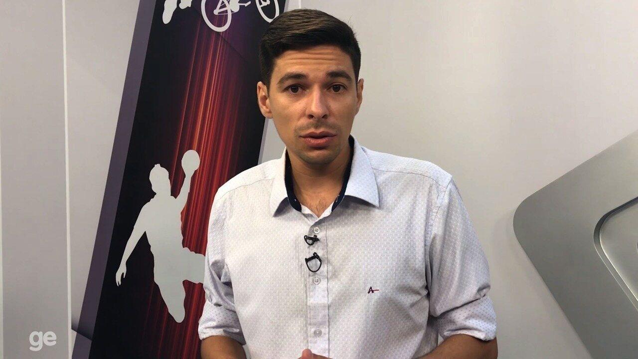 Felipe de Pádua comenta chances de Frei Paulistano e Itabaiana