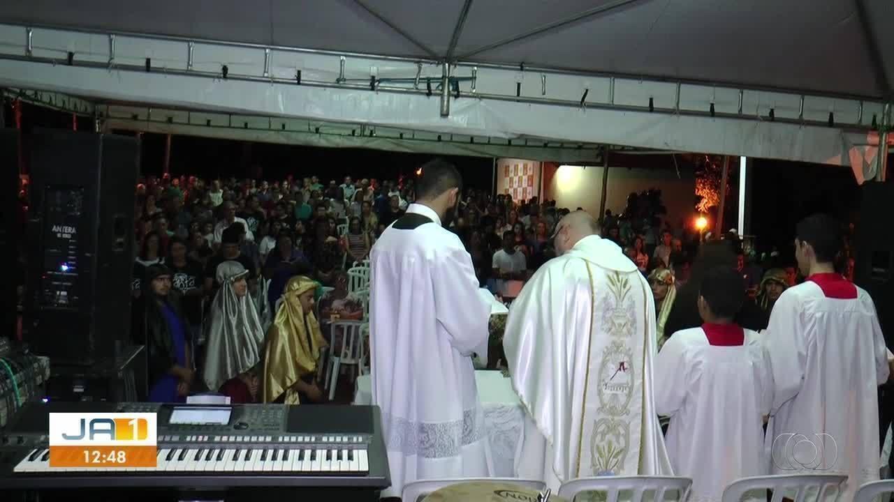 Peregrinação na Serra do Estrondo marca celebração da Semana Santa, em Paraíso do TO