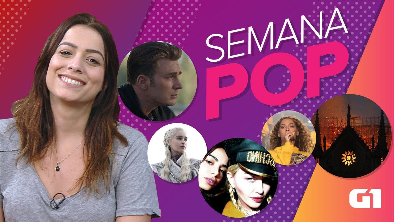 Semana Pop tem spoilers de 'Vingadores', divas do pop e 'Game of Thrones' bombando
