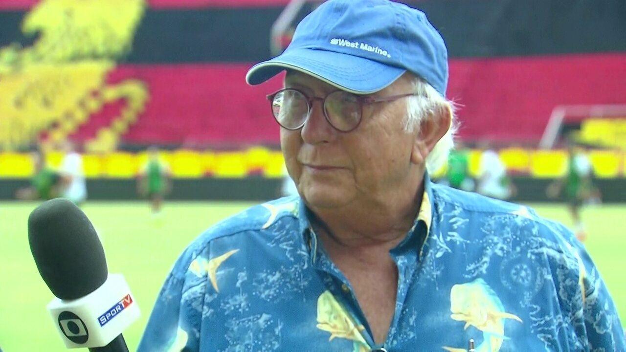 No Sport, Milton Bivar revela que, se vencer Estadual, conquista será emblemática
