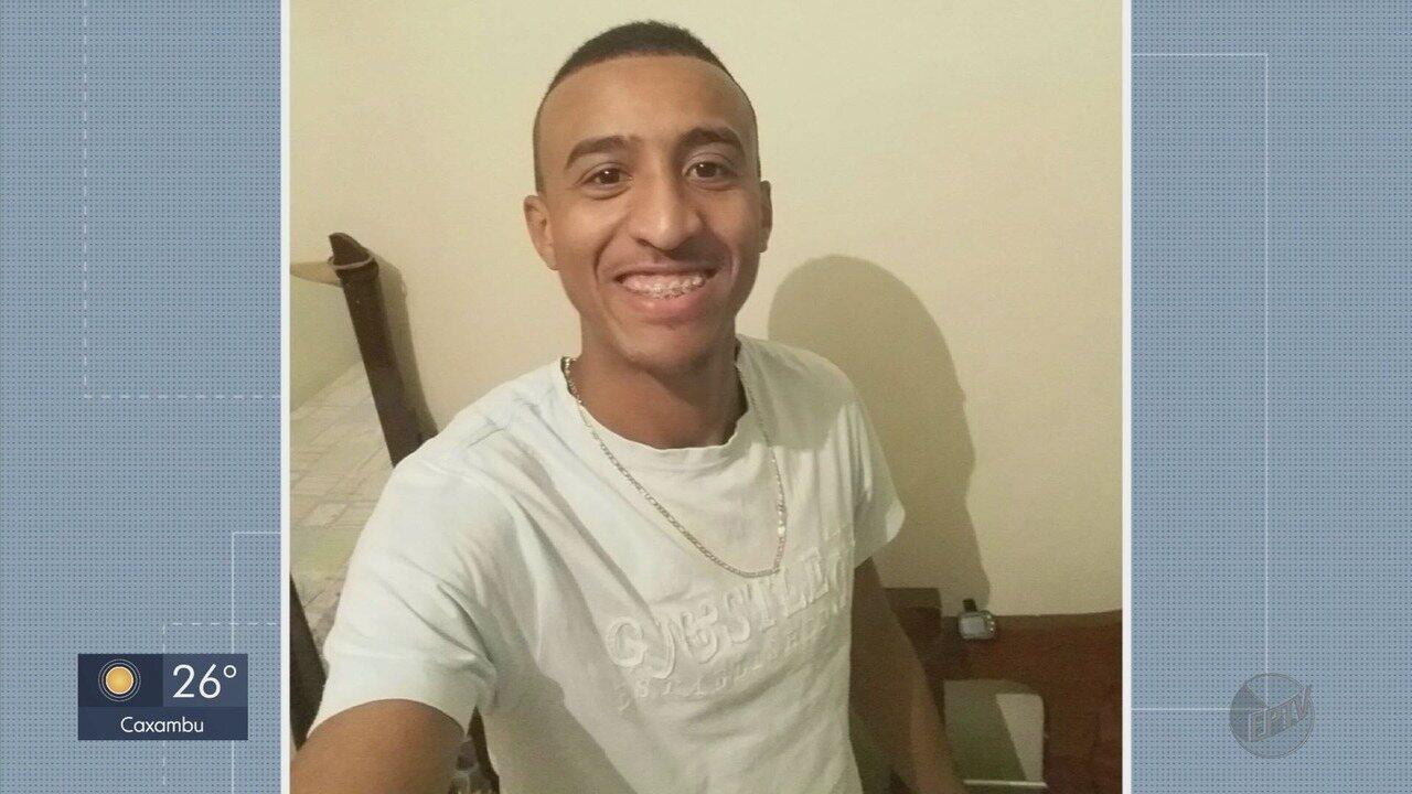 Jovem morto a tiros no litoral do RJ é velado em Perdões (MG)