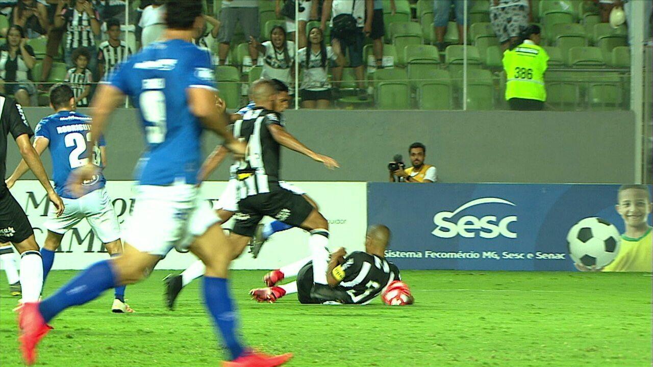 Melhores momentos: Atlético-MG 1 x 1 Cruzeiro pela decisão do Campeonato Mineiro