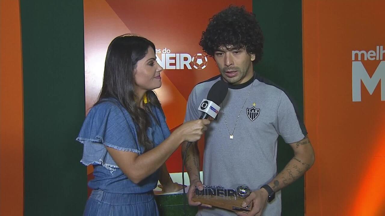 Luan reclama muito da arbitragem da final do Mineiro: