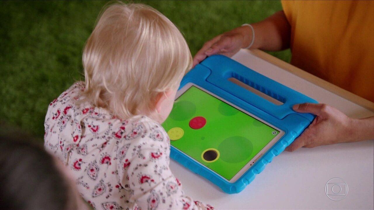 Série revela se aparelhos eletrônicos têm impacto na vida dos bebês