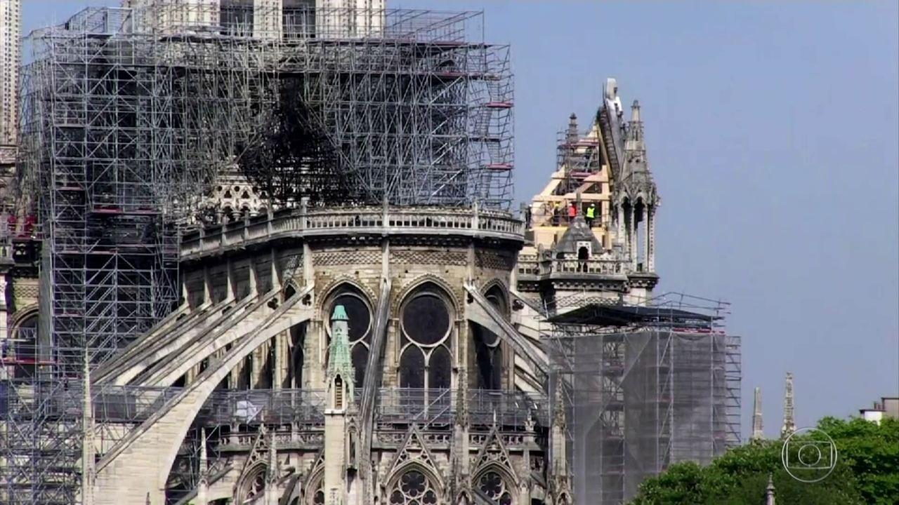 Veja como Notre-Dame poderá ser restaurada após incêndio que durou 15 horas