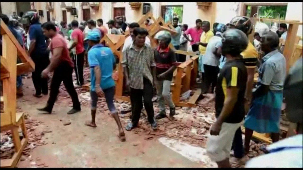 Sri Lanka: o que se sabe sobre os ataques que causaram cerca de 300 mortes