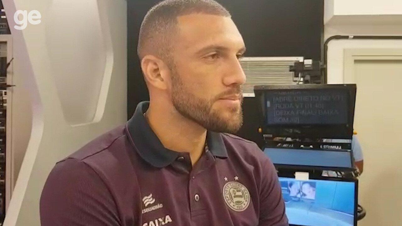 Fernandão analisa o desempenho durante na temporada 2019 no Bahia