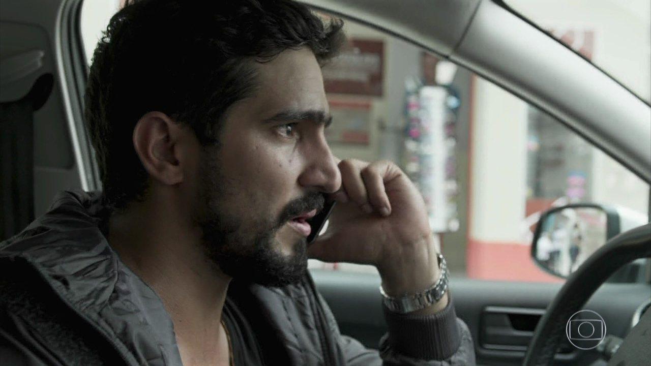 Jamil implora a Youssef pela vida de Laila