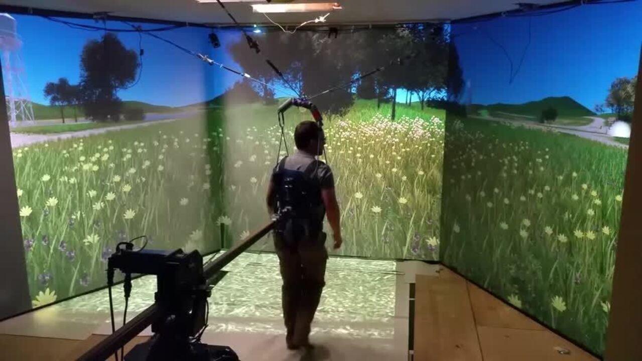 Realidade virtual poderá oferecer benefícios a pacientes com Parkinson