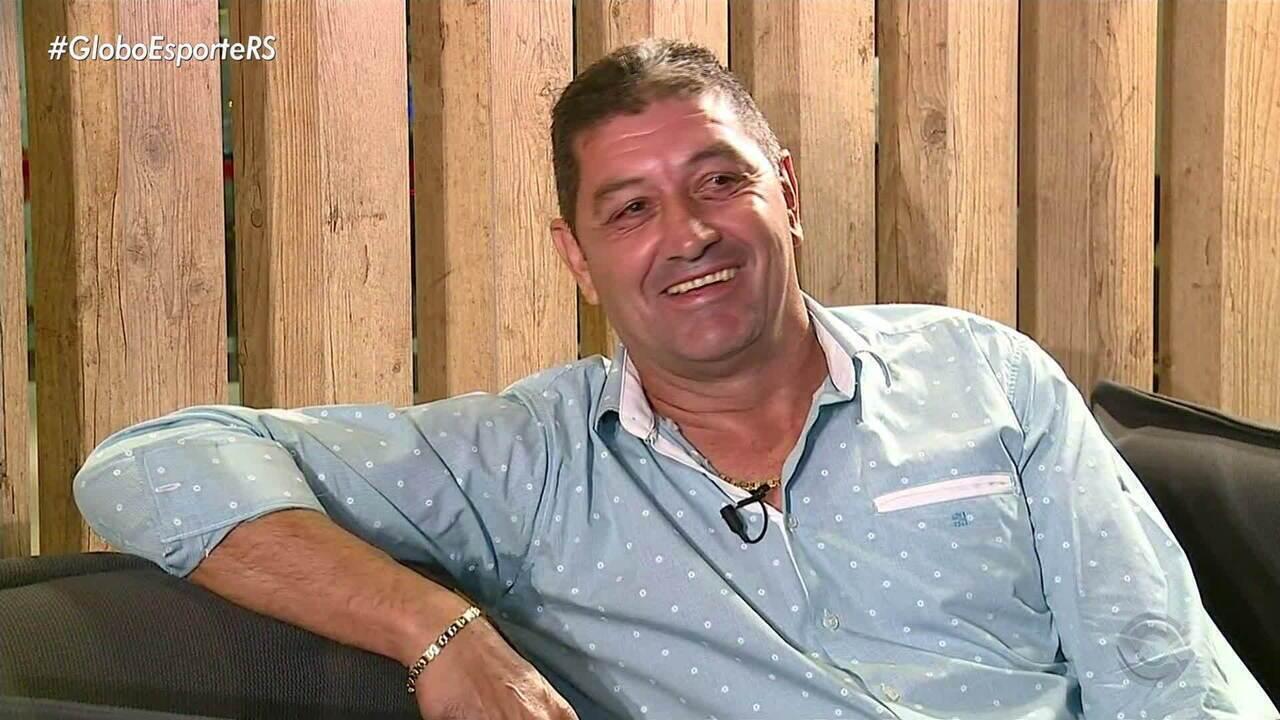 Rivarola relembra parceria com Adilson no Grêmio campeão da Libertadores em 1995